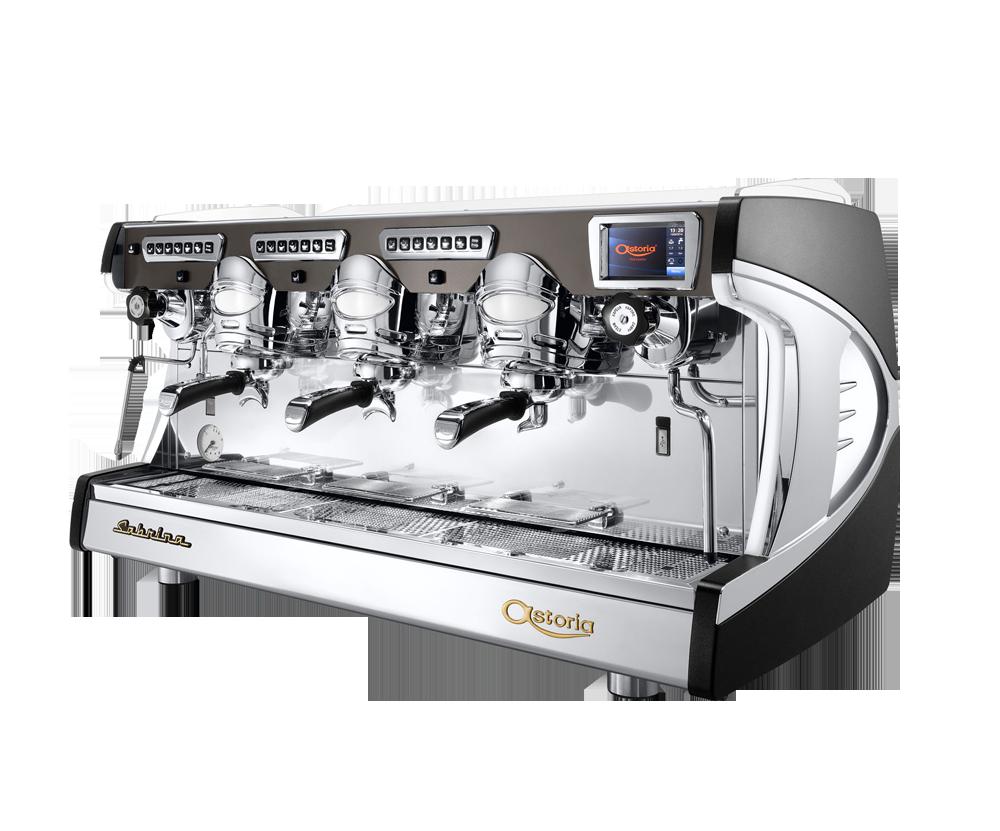 Kávovary - třípákové