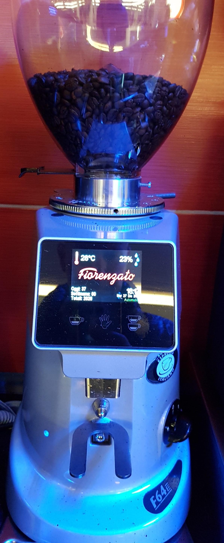 Mlýnek na kávu Fiorenzato