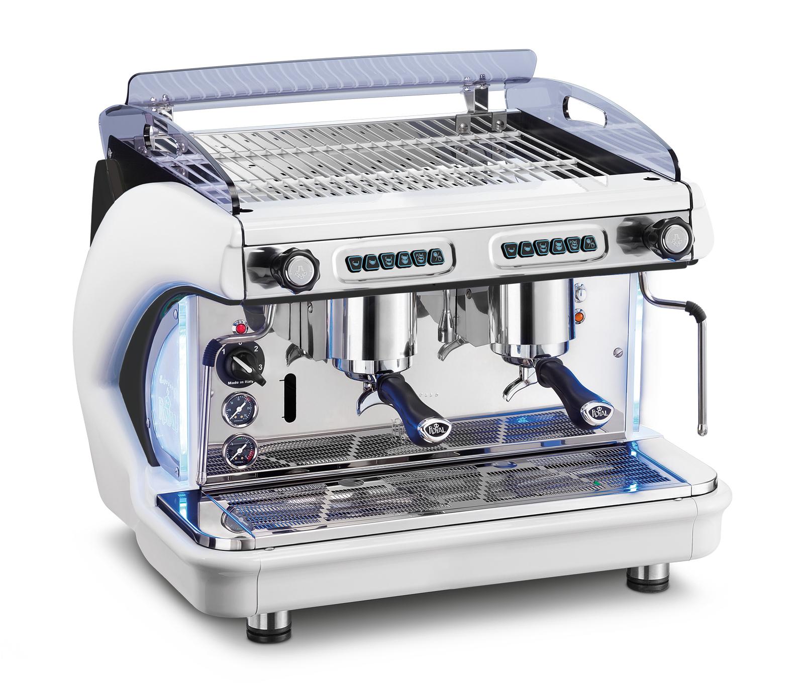 Kávovary - dvoupákové