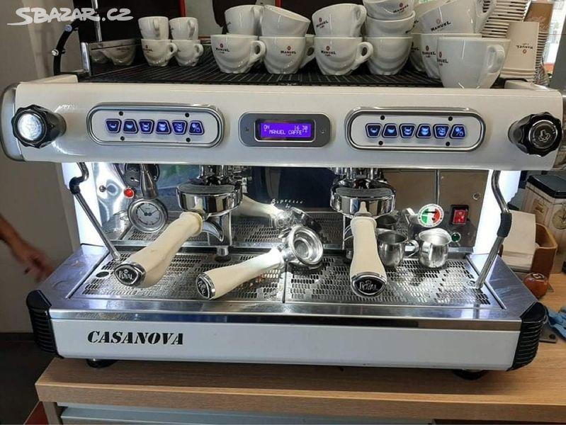 Profesionální kávovar Opera dvoupákový