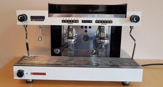 Kávovar Sanremo ROMA dvoupákový