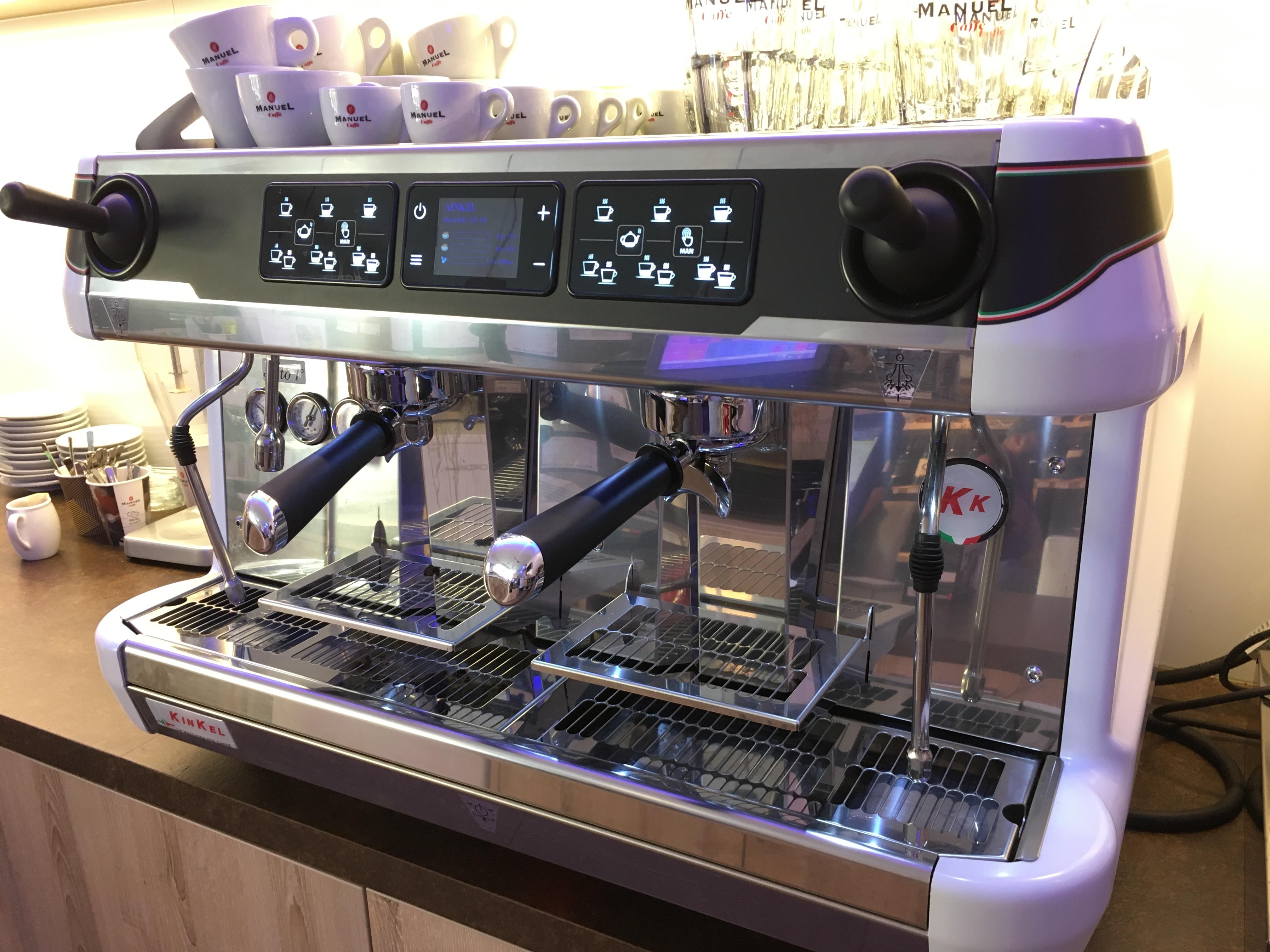 Kávovar Kinkel