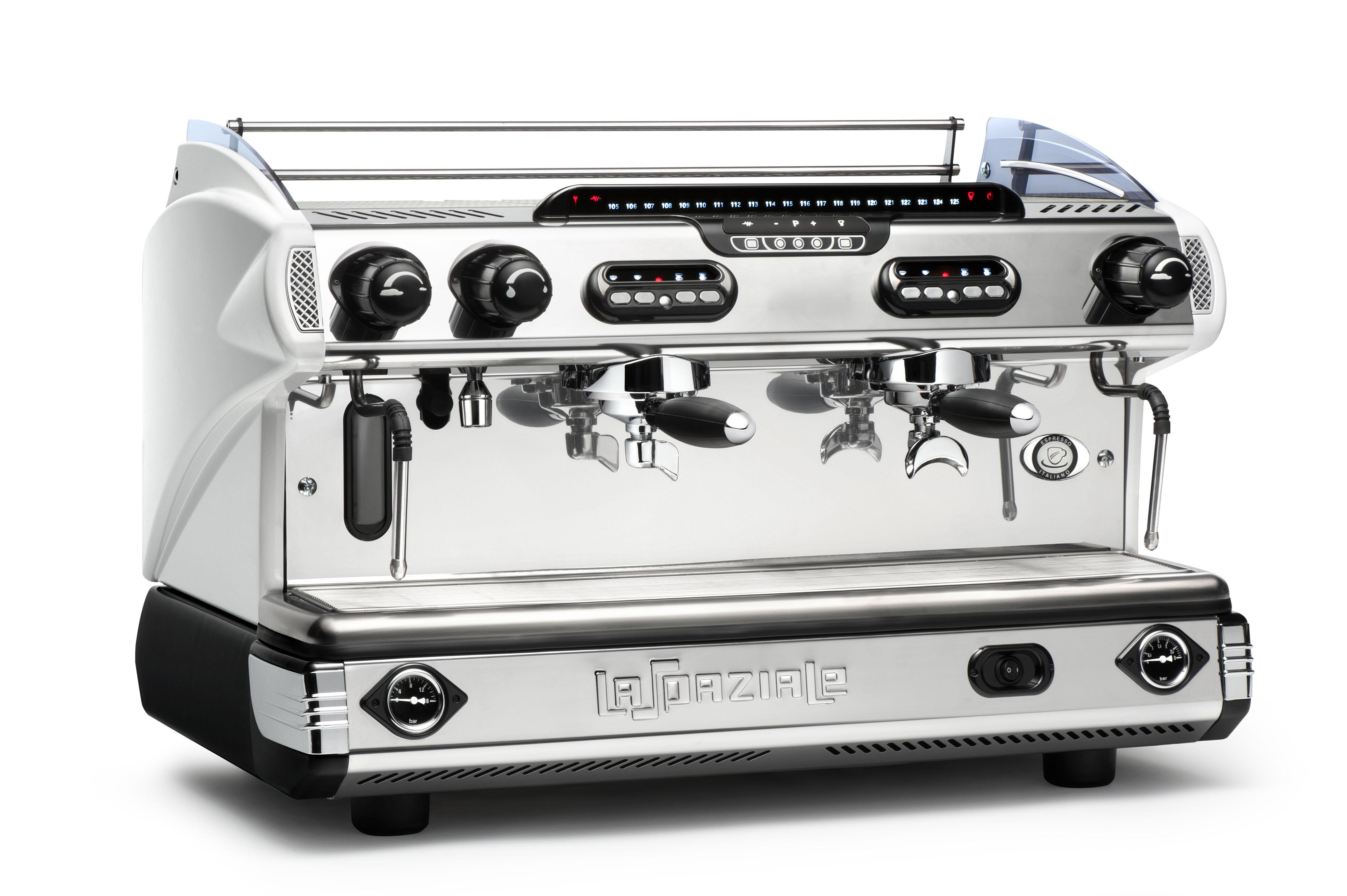 Profesionální kávovar La Spaziale S9 dvoupákový