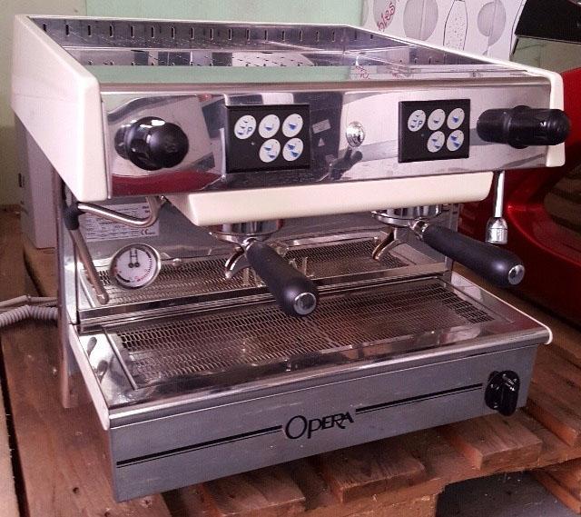 Kávovar Opera dvoupákový