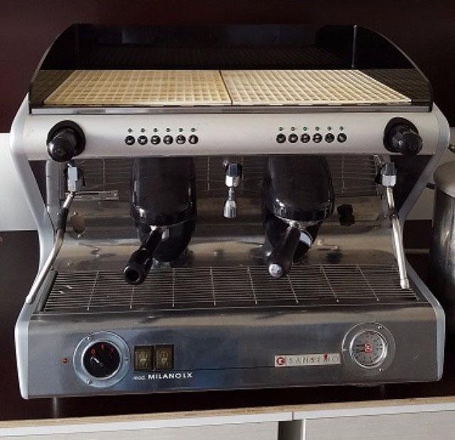 Kávovar San Remo Milano