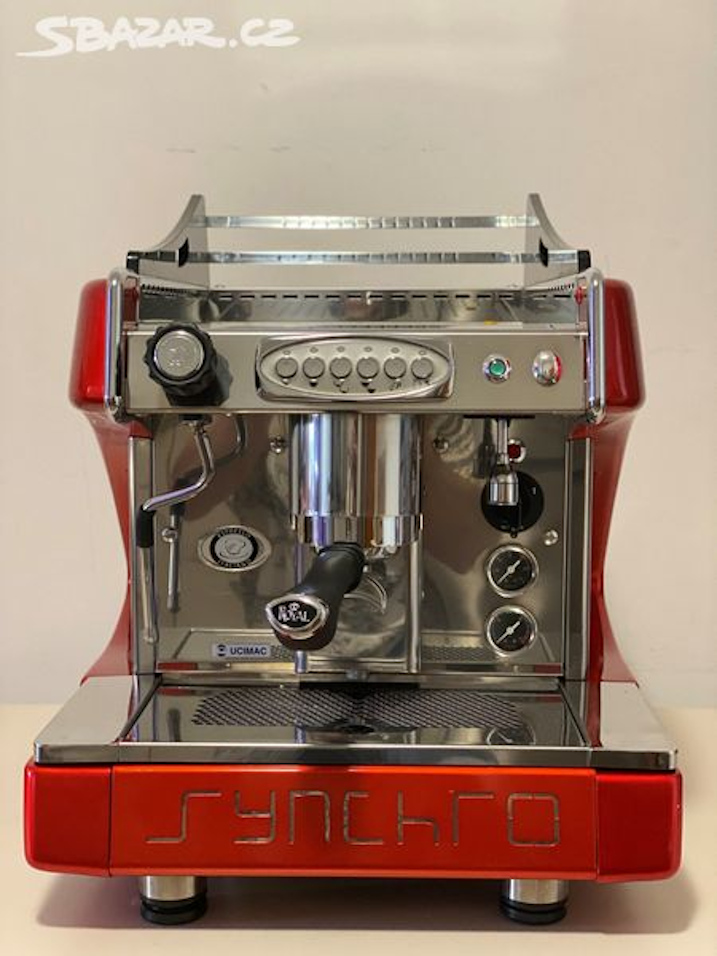 Kávovar Synchro jednopákový