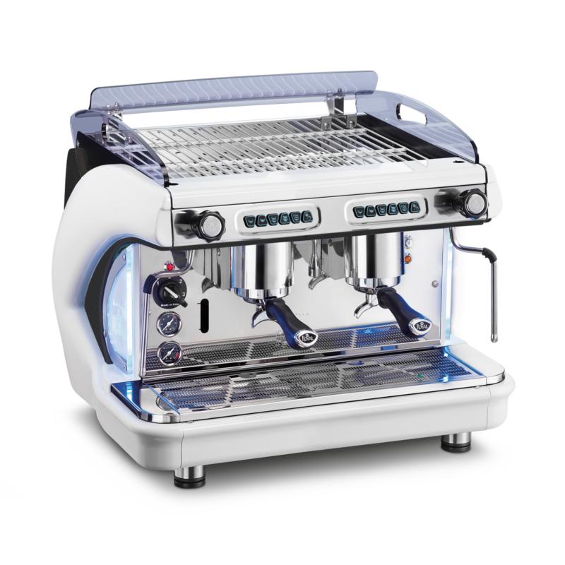 Profesionální kávovar Synchro T2 dvoupákový