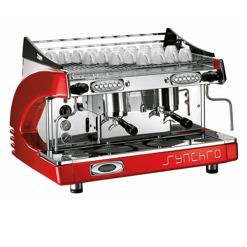 Kávovar Synchro dvoupákový